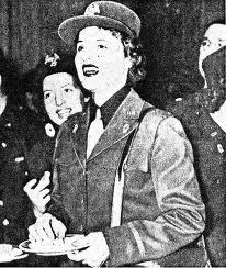 Alice Sheldon - WWII Air Services Uniform