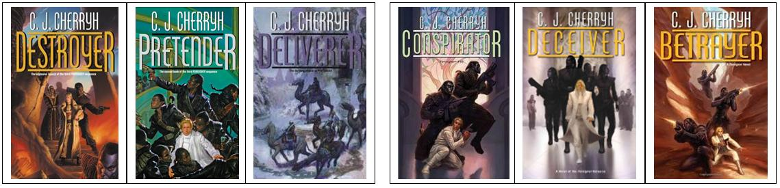 Cherryh - Foreigner Universe - Trilogies 3 and 4
