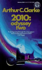 2010: Odyssey Two - cover art.