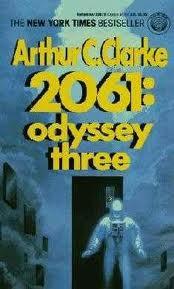 2061: Odyssey Three - cover art.