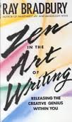 Bradbury & Zen and the Art of Writing cover art