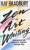 Bradbury & Zen and the Art of Writing cover art