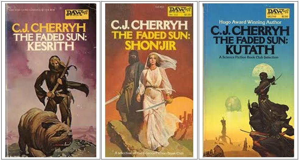 Cherryh - The Faded Sun Series