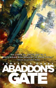 Abbadon's Gate by James S.A. Corey