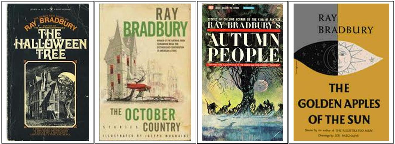 Bradbury - Autumn group cover art