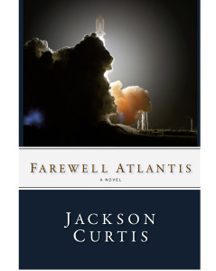 Farewell Atlantis - Front Cover