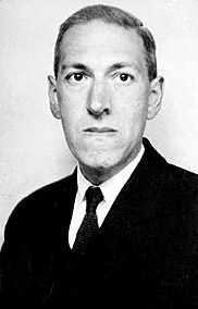 H. P. Lovecraft 1934