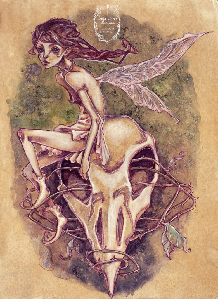 Pixie Skull