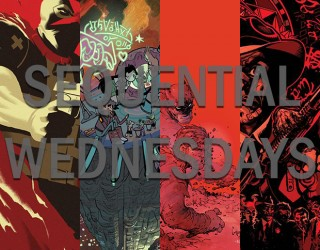 Sequential Wednesdays #12 – Of Panels & Piracy