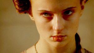 Sansa Stark angry