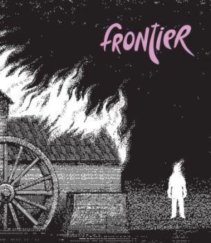 Frontier #1 Uno Moralez