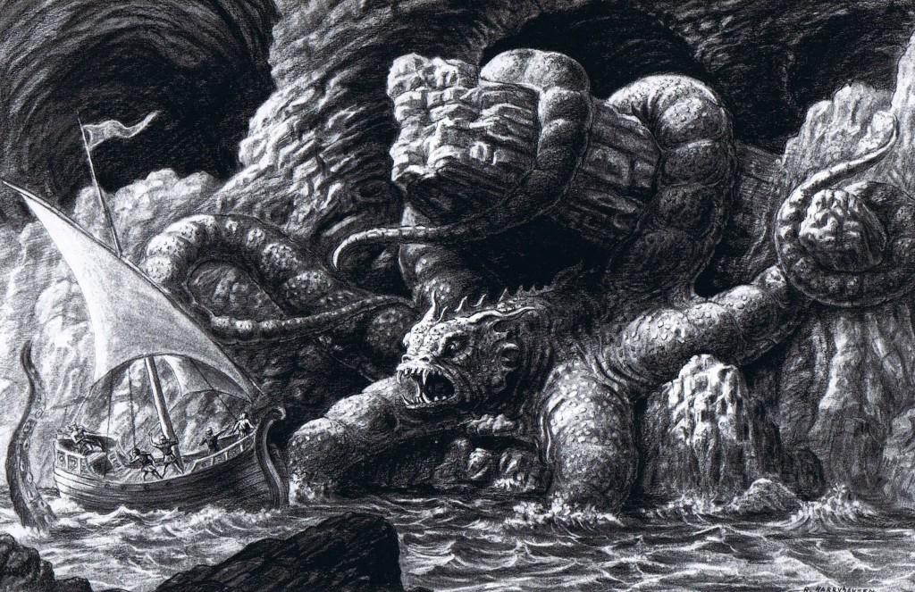 kraken_drawing_by_ray_harryhausen_by_kriegdersterne77-d52v83s