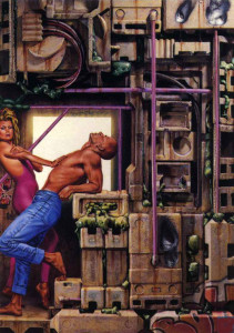 "Barclay Shaw ""Subway Love"""