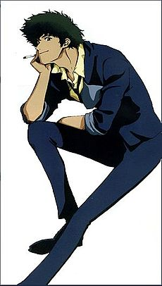 230px-Spike_Spiegel_as_drawn_by_the_creators