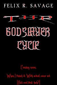 Godslayer Cycle cover mockup