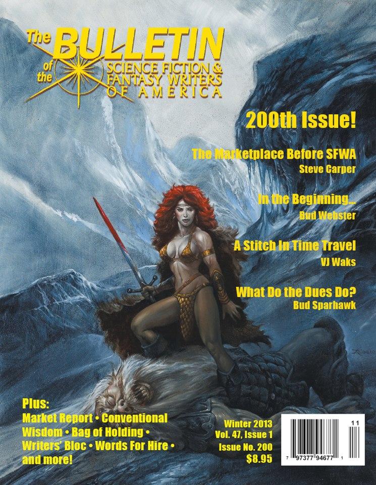 SFWA Bulletin 200