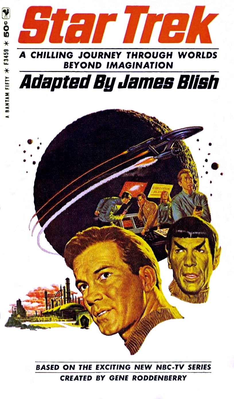 Star Trek Bantam 1967