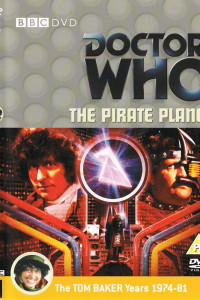 The Pirate Planet DVD Cover