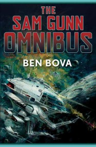 The Sam Gunn Omnibus cover