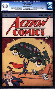 Action Comics #1 sold