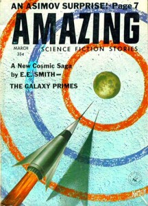 Amazing Stories cover March 1959