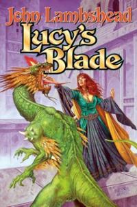 lucys-blade-john-lambshead-book-cover-art