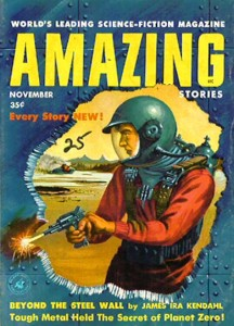 Amazing Coveer Nov 1955