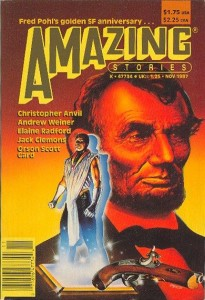 Amazing Cover Nov 1987