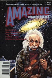 Amazing Cover Nov 1989