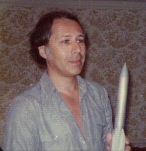 Ben Bova in 1976