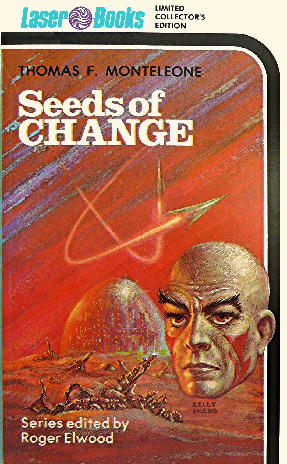 Laser Book #0 — Seeds of Change