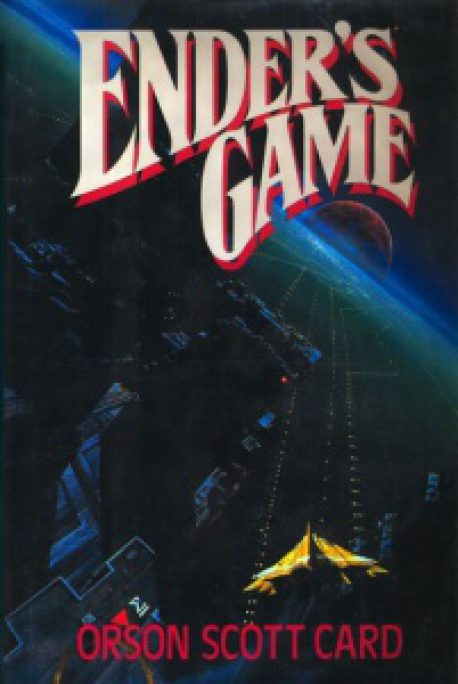 Ender's Game - cover