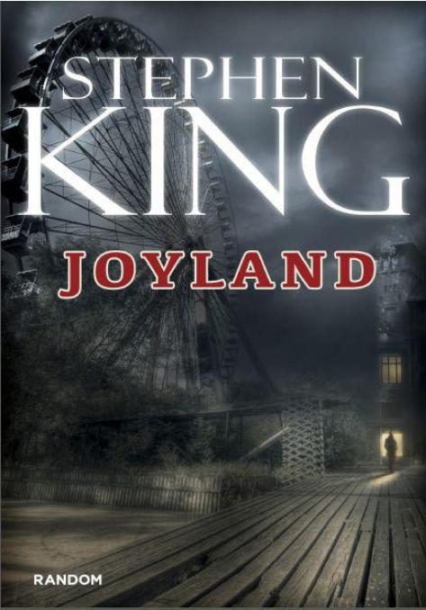 Joyland, Spanish cover