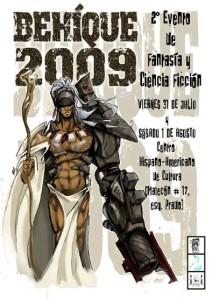 Poster Behique 2009. menor peso
