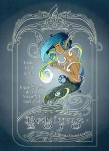 Poster Behique 2010. menor peso