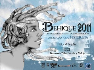 Poster Behique 2011