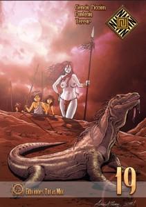 ProseRage Revista NM 009 Portada Numero 19 Imbolc 2011