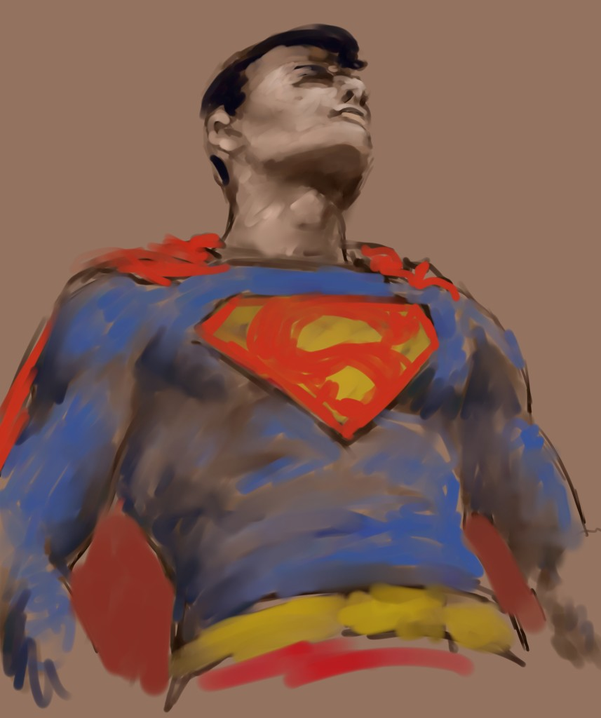 Quick Superman