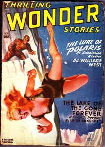 Thrilling Wonder Stories October 1949