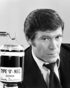 Christopher George as The Immortal.