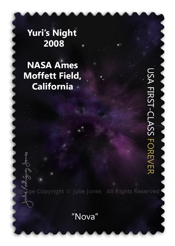jones Yuri's Night NOVA  stamp 3X5 AT 150 PPI