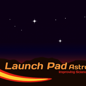 Blogging about the Launch Pad Astronomy Workshop for Writers