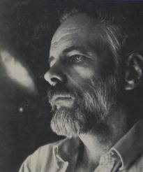 Philip K Dick Portrait