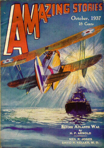 Amazing Stories 1937