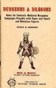 Dungeons and Dragons Original