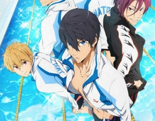 Swimming Anime – Not Just Fan Service (Really!)