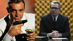James Bond vs George Smiley