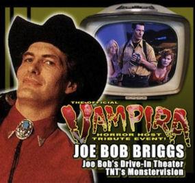 Joe-Bob Briggs, movie critic and reviewer