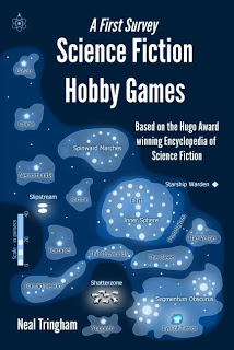 Science Fiction Hobby Games by Neal Tringham