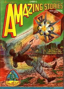 Amazing Stories cover December 1928